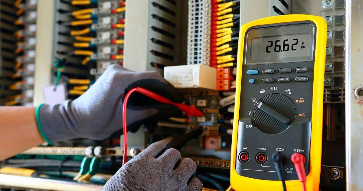 electricistas profesionales en Marina Alta